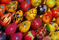 Muitos ovos de Easter. Imagem de Stock Royalty Free