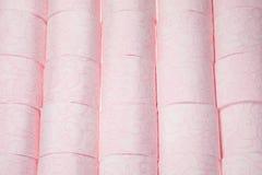 Muitos rolos de papel higiênico imagens de stock royalty free