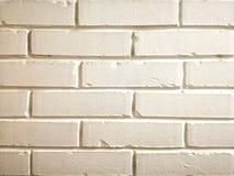 Muitos tijolos na parede Imagens de Stock
