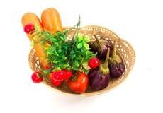 Muitos vegetais Imagem de Stock Royalty Free