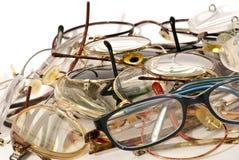 Muitos vidros Fotografia de Stock Royalty Free