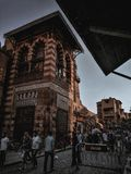 Muiz ulica w Kair zdjęcia royalty free