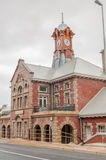 Muizenberg station building. The historic Muizenberg station building in Cape Town, Western Cape Province of South Africa Royalty Free Stock Photos