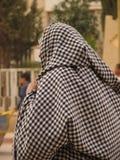 Mujer árabe Fotografía de archivo