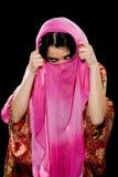 Mujer árabe Fotos de archivo
