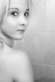 Mujer #21 foto de archivo libre de regalías