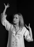 Mujer Fotografía de archivo libre de regalías
