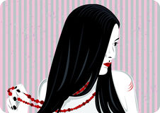 Mujer libre illustration