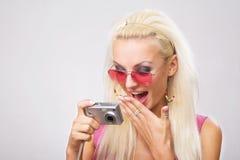 Mujer Foto de archivo