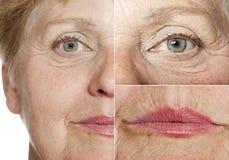 Mujer (67 años) Fotografía de archivo libre de regalías