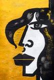 Mujer abstracta de la moda, Londres Reino Unido libre illustration
