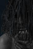 Mujer africana Imagen de archivo libre de regalías