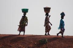 Mujer africana Fotos de archivo