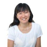 Mujer asiática imagenes de archivo