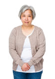 Mujer asiática fotografía de archivo
