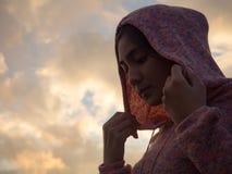 Mujer asiática Fotos de archivo
