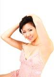 Mujer asiática hermosa. imagenes de archivo