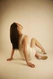 Mujer asiática hermosa Imagen de archivo