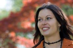 Mujer atractiva Fotos de archivo libres de regalías