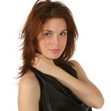 Mujer atractiva hermosa Imagen de archivo libre de regalías