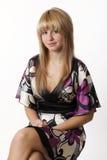 Mujer atractiva joven Imágenes de archivo libres de regalías