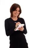 Mujer bastante joven foto de archivo libre de regalías