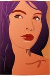 Mujer bonita Fotos de archivo
