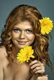Mujer bonita imagen de archivo libre de regalías