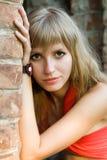Mujer bonita joven imagen de archivo libre de regalías