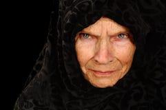 Mujer campesina rusa Imágenes de archivo libres de regalías