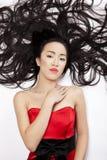 Mujer china Imagenes de archivo
