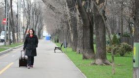 Mujer con la maleta metrajes