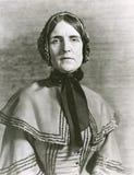 Mujer cuáquera imagen de archivo libre de regalías