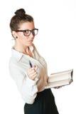 Mujer de Bussines Imagen de archivo libre de regalías