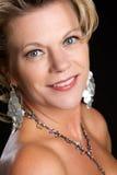 Mujer de Glamor imágenes de archivo libres de regalías