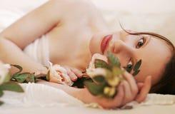 Mujer de la belleza Fotos de archivo libres de regalías