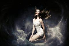Mujer de la fantasía imagenes de archivo