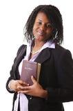 Mujer de la fe Imágenes de archivo libres de regalías