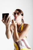 Mujer de la manera fotos de archivo libres de regalías