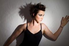Mujer de la manera Imágenes de archivo libres de regalías