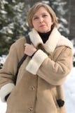Mujer de mediana edad fotos de archivo libres de regalías