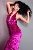 Mujer de moda Imagen de archivo libre de regalías