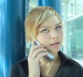 Mujer de negocios 03 Fotos de archivo libres de regalías