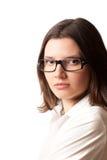 Mujer de negocios Fotografía de archivo libre de regalías