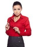 mujer de negocios. Imagen de archivo