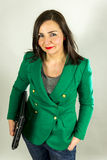 Mujer de negocios imagen de archivo