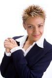 Mujer de negocios 4 Fotos de archivo libres de regalías
