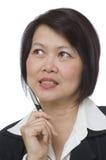 Mujer de negocios 4 Imágenes de archivo libres de regalías