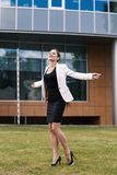Mujer de negocios - 2 imagen de archivo libre de regalías