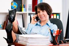 Mujer de negocios - 2 Fotografía de archivo libre de regalías
